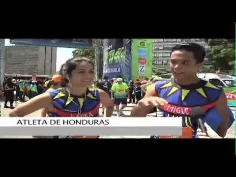 Participación masiva en la 21K de la Ciudad de Guatemala