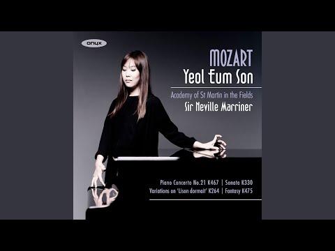 Piano Concerto No. 21 in C Major, K. 467: II. Andante
