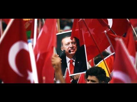 Staatsbesuch: Was Türken in Deutschland vom Erdogan ...