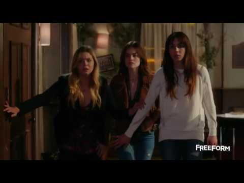 Pretty Little Liars 7.10 (Preview)