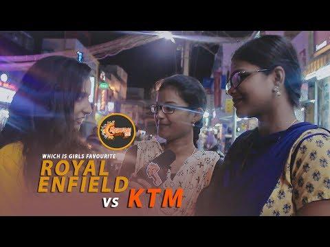 Which Bike is Girls Favorite? | RE Vs KTM | A Frank Talk Show #52 | Vj Stefy | Madurai360