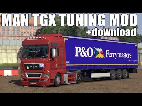 MAN TGX by TON
