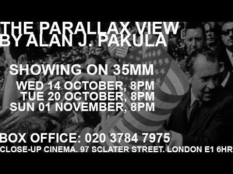 The Parallax View (1974) Teaser