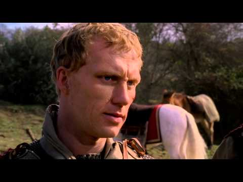 Rome Octavian Explain Situation To Lucius And Pullo Hd