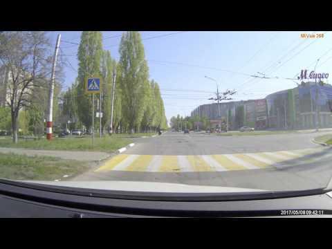 Жестокое убийство в Саратовской области попало в объектив автомобильного регистратора