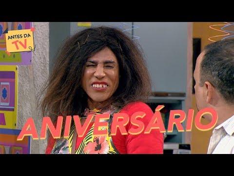 Graça faz ANIVERSÁRIO de mentira!   Tô de Graça   Nova Temporada   Humor Multishow