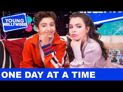 How One Day at a Time Stars Balance Getting Laughs with Staying Woke!