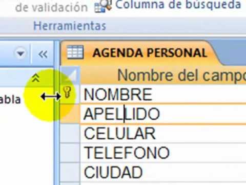 access - Vamos a crear un base de datos, desde el inicio de tablas, luego formularios, informes etc espero que sigas paso a paso conmigo para esto le invito que se su...