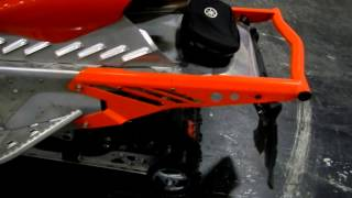 10. 2008 Yamaha Phazer 500