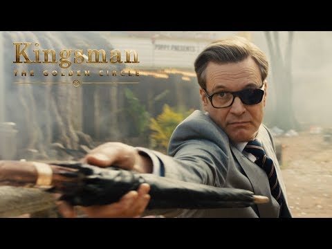"Kingsman: The Golden Circle | ""James Bond On Laughing Gas"" TV Commercial 