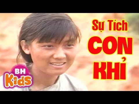 Phim Cổ Tích Việt Nam - Sự Tích Con Khỉ