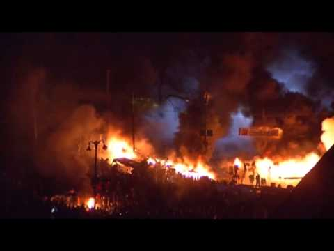 Raw: Clashes Resume in Ukraine