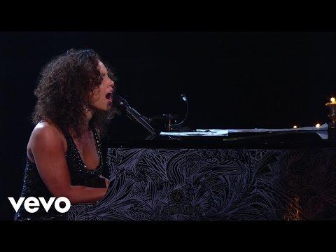 , title : 'Alicia Keys - Caged Bird (Piano & I: AOL Sessions +1)'