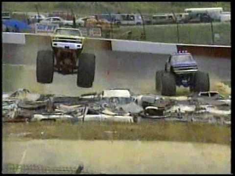 TNT Monster Trucks from Louisville, KY part 1