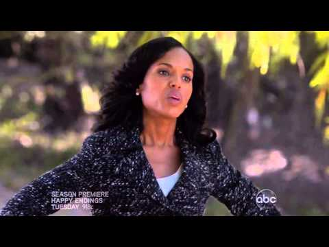 Olivia & Fitz I am not yours. This is over