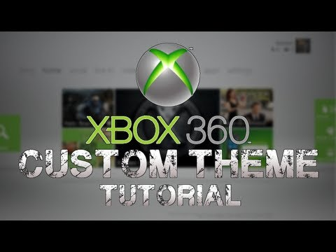 how to themes on xbox 360