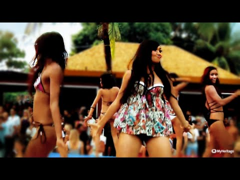 FTV – Bali | Bikini Party @ Ku De Ta Beach Club ft Michel Adam | FashionTV – FTV.com