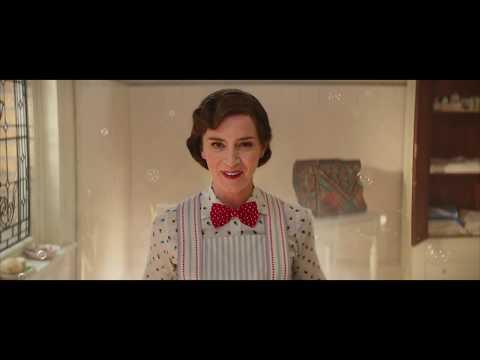 El regreso de Mary Poppins - Todo vuelve - Aeropuerto?>