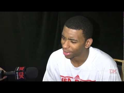 Hollis Thompson Draft Combine Interview