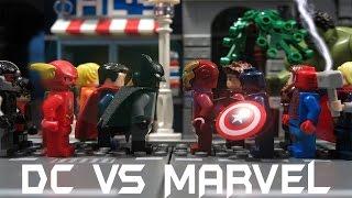 Video LEGO DC vs Marvel download in MP3, 3GP, MP4, WEBM, AVI, FLV January 2017