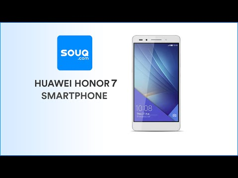 Huawei Honor 7  Smartphone review on Souq.com
