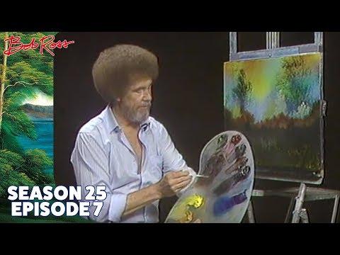 Bob Ross - Autumn Palette (Season 25 Episode 7)