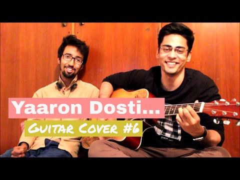 Video Yaaron Dosti Badi Hi Haseen Hai | Guitar Cover #6 | Pratyasha The Band download in MP3, 3GP, MP4, WEBM, AVI, FLV January 2017