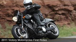 9. MotoUSA 2011 Victory Motorcycles First Rides