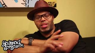 Eric Roberson Interview - Tigallerro Album with Phonte, Sol Village Show, Next Project