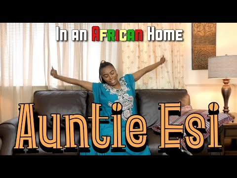In An African Home: Auntie Esi (видео)
