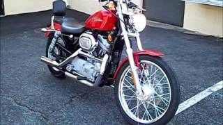 10. 2002 XL883C Sportster® 883 Custom 152279