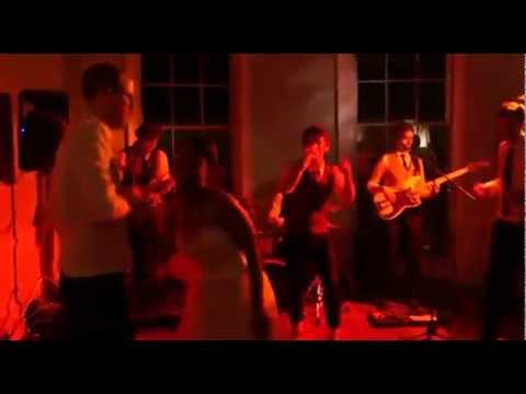 Video The Footlights Function Band London