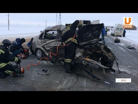 Ищу свидетелей  ДТП, Оренбург 15.02.2017 (Запись видеорегистратора)
