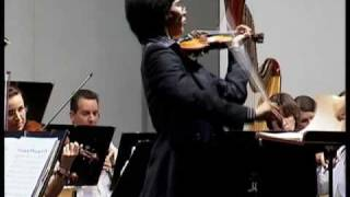 Download Lagu Aylen PRITCHIN | Brahms Violin Concerto in D major | 3rd movement | Sion Festival 2009 Mp3