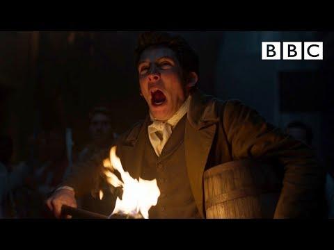 Marius threatens to kill himself to save the revolution! 🇫🇷 | Les Misérables - BBC