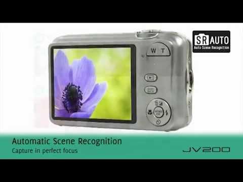 Fujifilm FinePix JV200 -14 MP - Rose