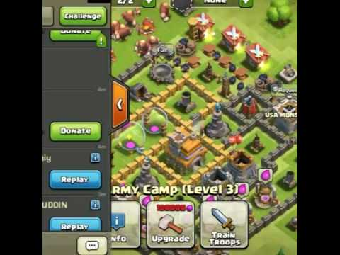The clash of clans...
