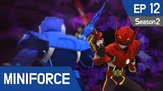 Video Miniforce Season2 EP12 Strange Dream (English Ver) MP3, 3GP, MP4, WEBM, AVI, FLV September 2018