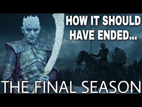How Game of Thrones Should Have Ended? (Complete Version) - Game of Thrones Season 8