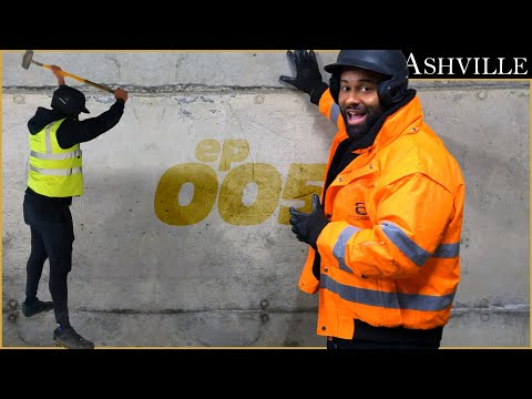 Wall or Nothing, Pushing On in Testing Times | Ashville Weekly ep005