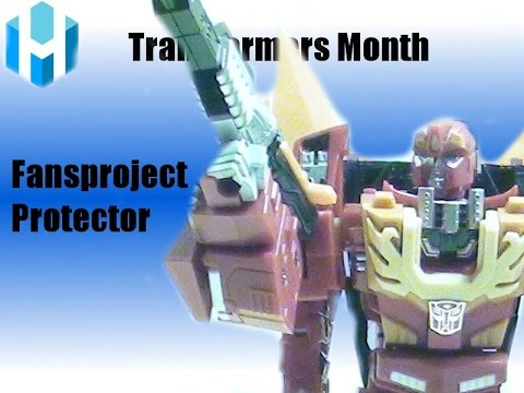 TF Month - Extra Days: Fansproject Protector Armor