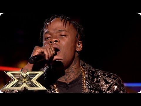 Armstrong Martins Sings True Colours For Survival | Live Shows Week 1 | The X Factor Uk 2018