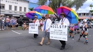 Hawaii Island Pride Parade 2014