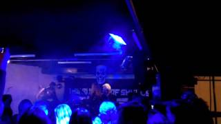 Video THE RUMBLE OF SKULLS - live (MarVaKLUB UL)