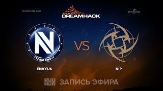 EnVyUs vs NiP - DH Open Valencia - map3 - de_train [CrystalMay, sleepsomewhile]