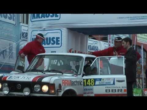 41 Rajd Świdnicki KRAUSE | Hercuń / Ruszel | Fiat 125 p [MotoRec