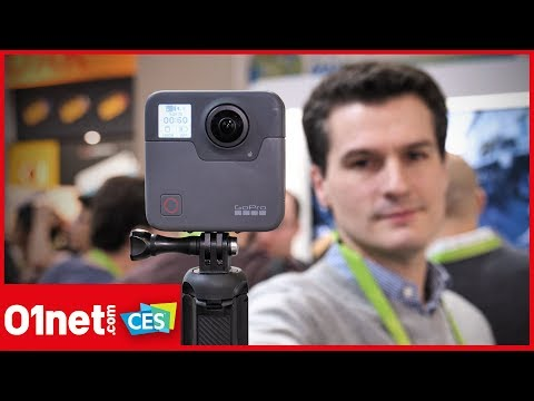 GoPro Fusion, on shoote d'abord, on cadre ensuite