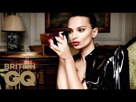 Emily Ratajkowski - GQ UK By Mario Testino Video
