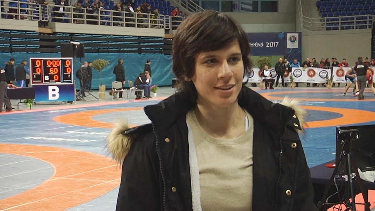 Η Μαρία Πρεβολαράκη στο ΑΠΕ – ΜΠΕ: «Ευχομαι στο Τόκιο να είναι η τυχερή μου φορά»