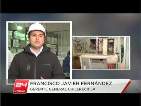 Reciclaje electrónico en Chile